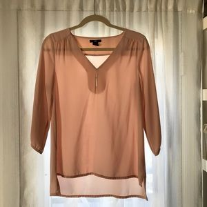 H&M Sheer Blouse Size 4